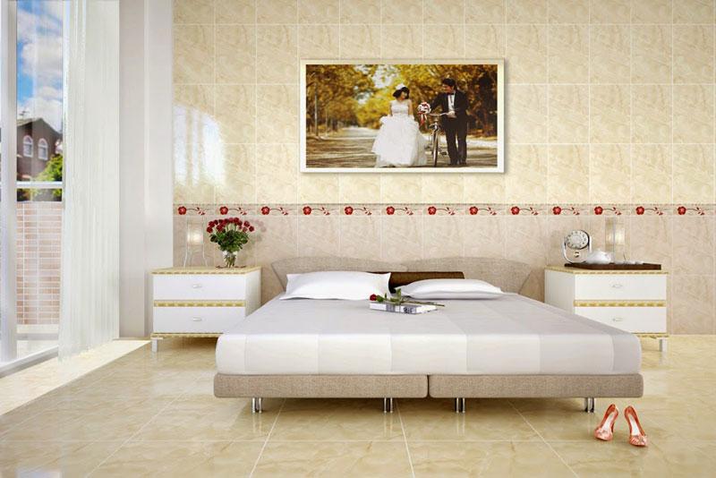 4 lựa chọn gạch lát nền cho phòng ngủ