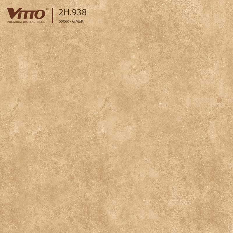 Mẫu gạch lát nền giả đá Vitto mã H938