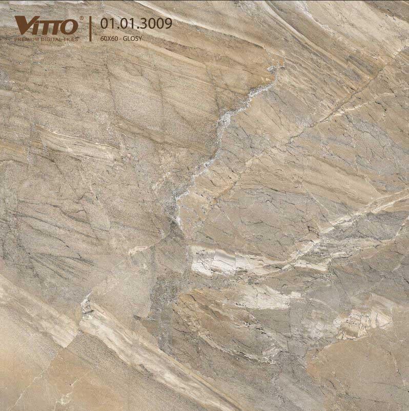 Mẫu gạch vân đá Vitto mã 3009