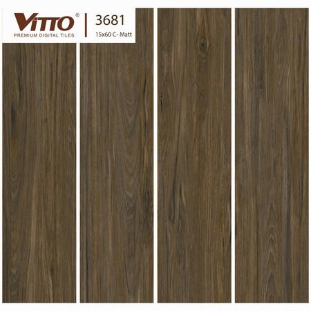 Gạch Vitto giả gỗ 3681