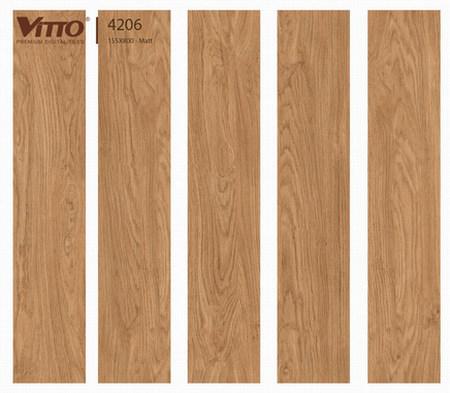 Gạch Vitto giả gỗ  4206