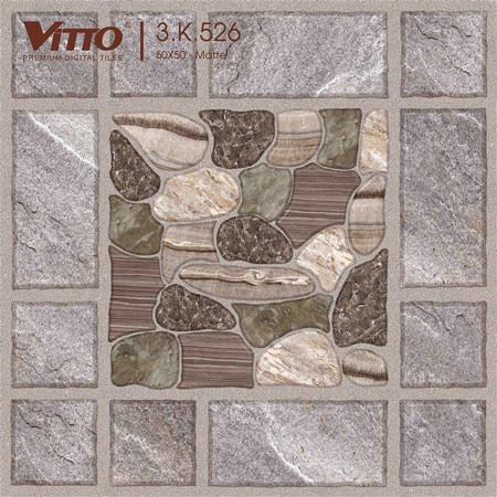 gạch ốp lát Vitto cho phong cách mộc mạc