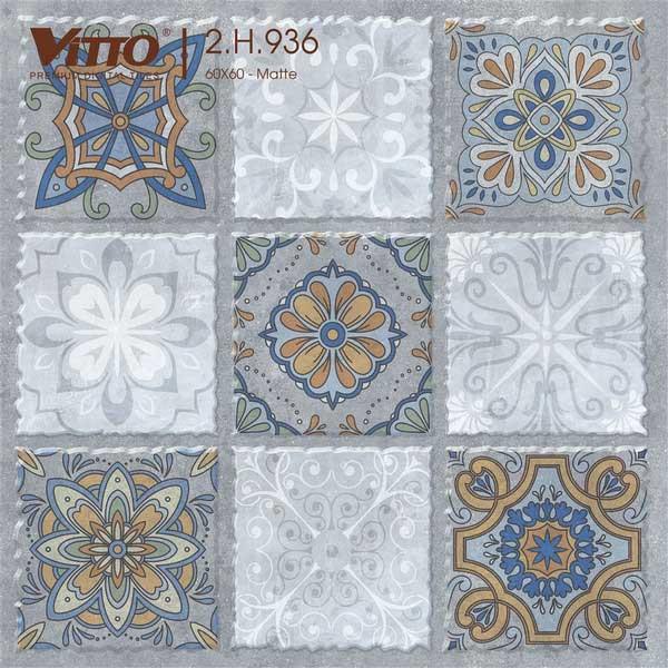 Hướng dẫn chọn gạch ốp lát Vitto cho phong cách cổ điển