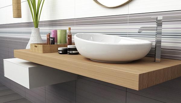 Các mẫu gạch ốp lát Vitto cho phòng tắm đẹp nhất