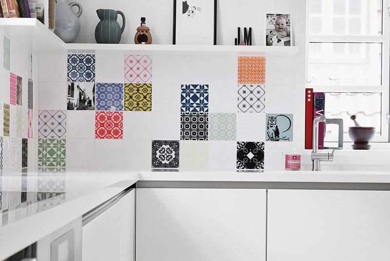 chọn gạch ốp trang trí nhà bếp