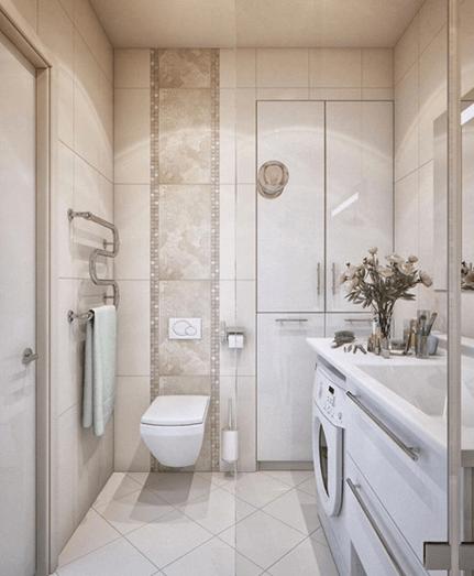 tư vấn cách chọn gạch lát nền cho phòng tắm nhỏ