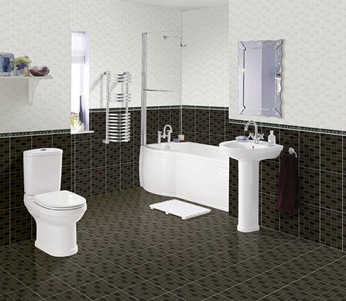 các mẫu gạch ốp nhà vệ sinh đẹp bắt Trend 2020