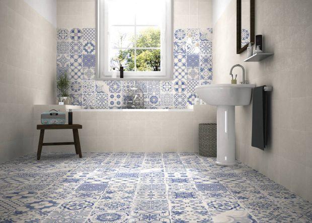 5 mẹo và ý tưởng để chọn gạch phòng tắm nhanh chóng hợp lý 5