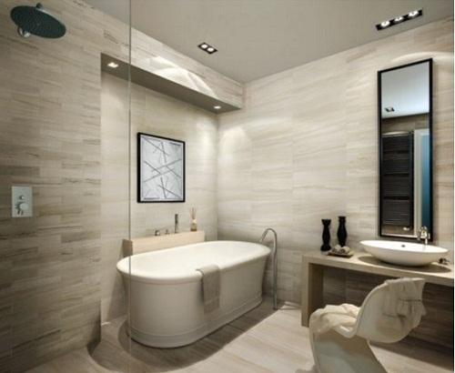 Mẫu gạch ốp lát nhà vệ sinh phù hợp nhất cho phòng diện tích nhỏ?