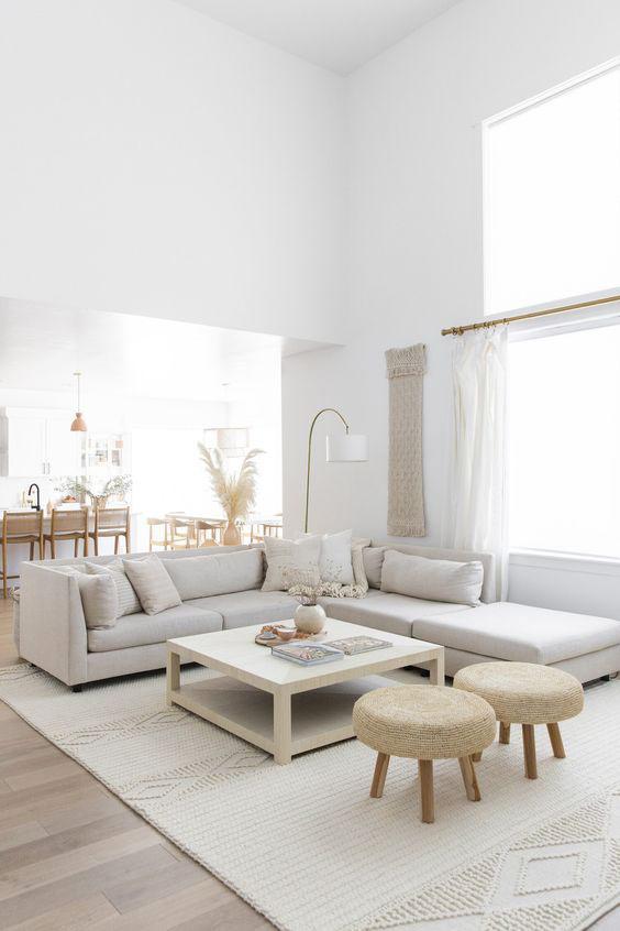 Lựa chọn mẫu gạch lát nền phòng khách đẹp theo từng phong cách 1