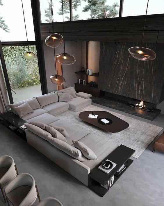 Lựa chọn mẫu gạch lát nền phòng khách đẹp theo từng phong cách 3