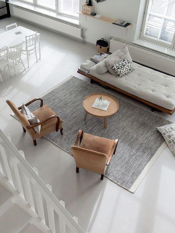 Lựa chọn mẫu gạch lát nền phòng khách đẹp theo từng phong cách 4