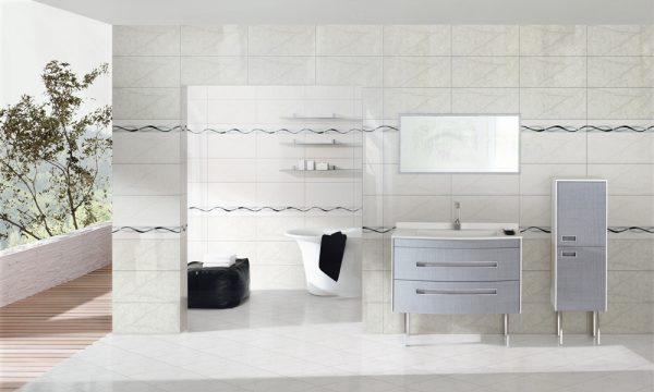 Gạch ốp tường wc sang - xịn 13
