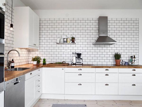 Top mẫu gạch ốp tường bếp đẹp không thể bỏ lỡ 10