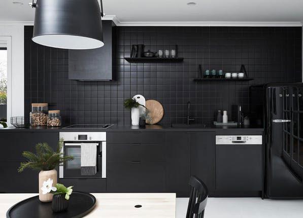 Top mẫu gạch ốp tường bếp đẹp không thể bỏ lỡ 16