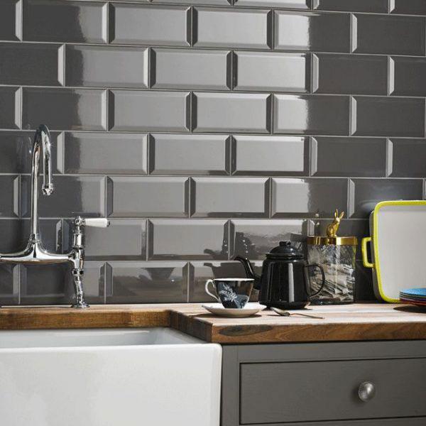 Top mẫu gạch ốp tường bếp đẹp không thể bỏ lỡ 2
