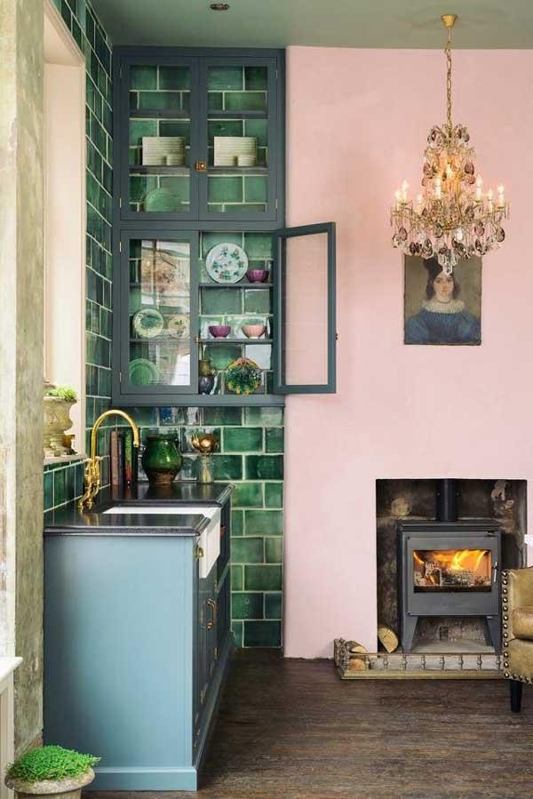 Top mẫu gạch ốp tường bếp đẹp không thể bỏ lỡ 21