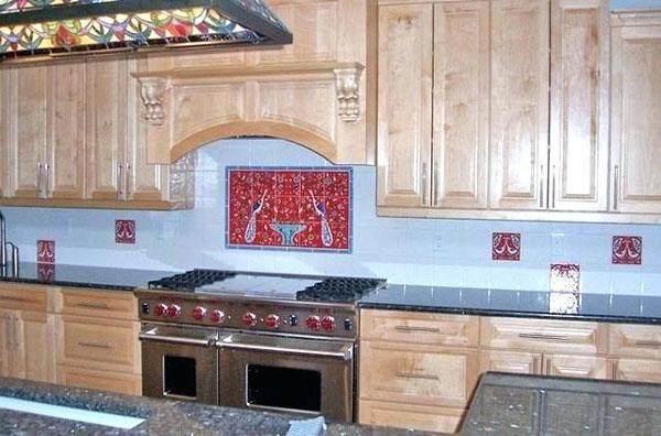 Top mẫu gạch ốp tường bếp đẹp không thể bỏ lỡ 24