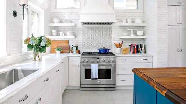 Top mẫu gạch ốp tường bếp đẹp không thể bỏ lỡ 26