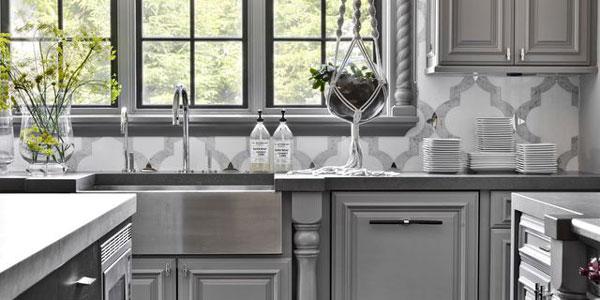 Top mẫu gạch ốp tường bếp đẹp không thể bỏ lỡ 27