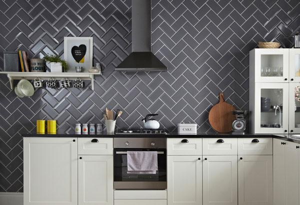 Top mẫu gạch ốp tường bếp đẹp không thể bỏ lỡ 4