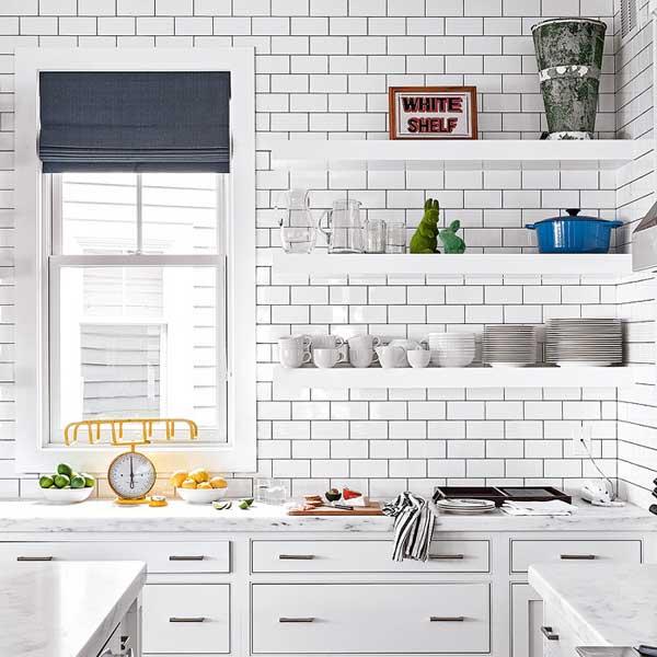 Top mẫu gạch ốp tường bếp đẹp không thể bỏ lỡ 7