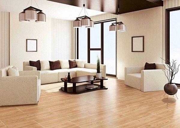 [ĐỪNG BỎ LỠ] 99+ mẫu gạch lát nền giả gỗ đẹp cho mọi không gian 1