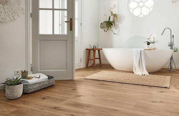 [ĐỪNG BỎ LỠ] 99+ mẫu gạch lát nền giả gỗ đẹp cho mọi không gian 13