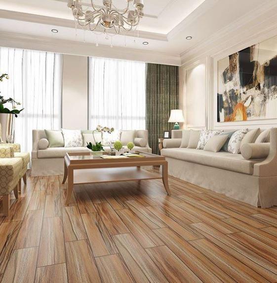 [ĐỪNG BỎ LỠ] 99+ mẫu gạch lát nền giả gỗ đẹp cho mọi không gian 2