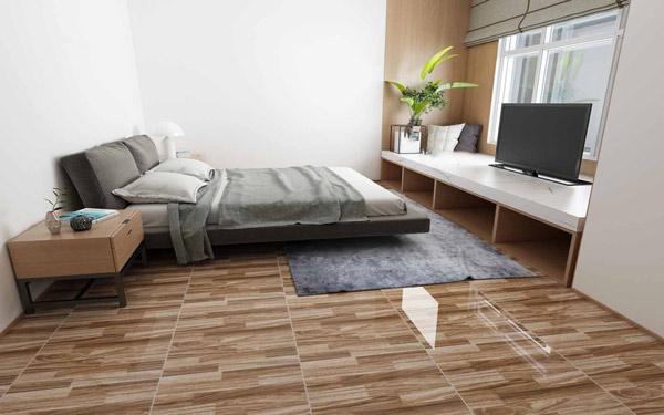 [ĐỪNG BỎ LỠ] 99+ mẫu gạch lát nền giả gỗ đẹp cho mọi không gian 4