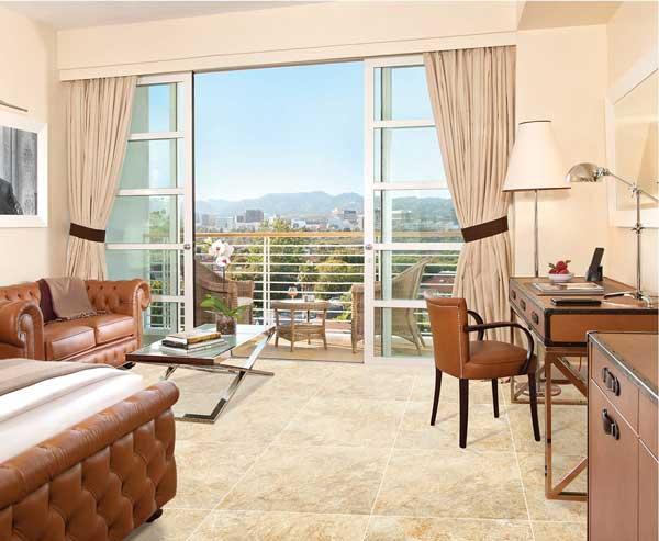 gạch lát nền phòng khách Viglacera 7