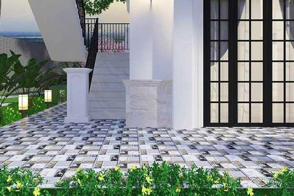 Top các mẫu gạch lát sân vườn Viglacera mới nhất 2021 8
