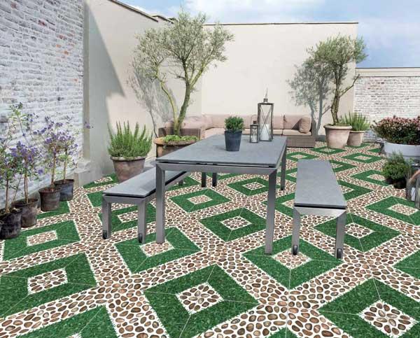 Top các mẫu gạch lát sân vườn Viglacera mới nhất 2021 3