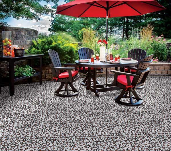 Top các mẫu gạch lát sân vườn Viglacera mới nhất 2021 6