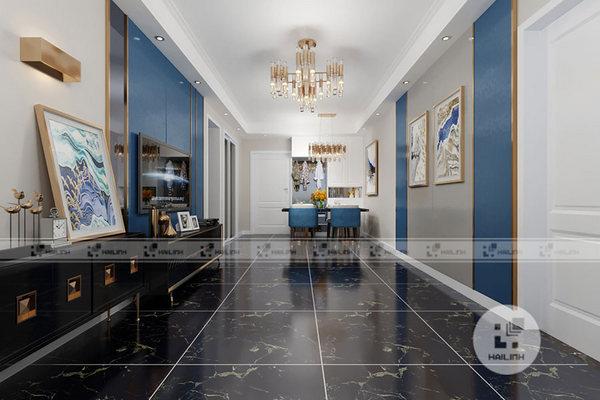 TOP mẫu gạch lát nền phòng khách màu đen ấn tượng nên chọn năm 2021 1
