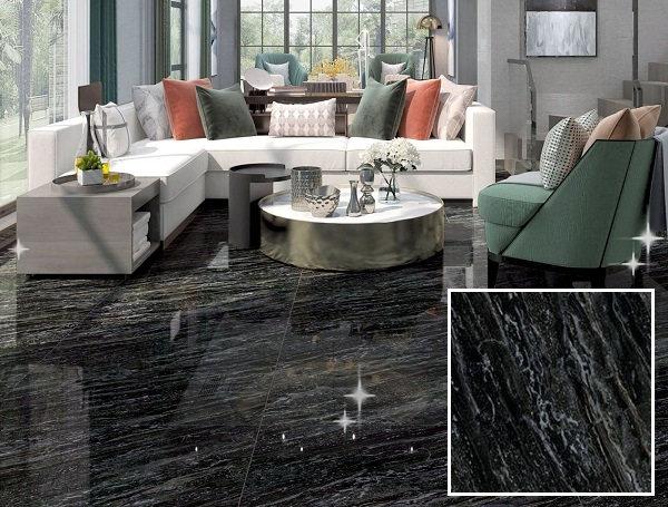 TOP mẫu gạch lát nền phòng khách màu đen ấn tượng nên chọn năm 2021 2