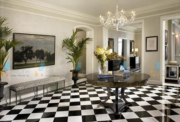 TOP mẫu gạch lát nền phòng khách màu đen ấn tượng nên chọn năm 2021 3