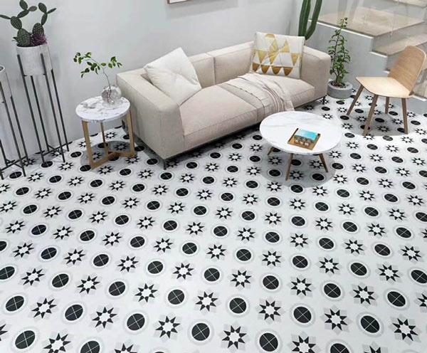 TOP mẫu gạch lát nền phòng khách màu đen ấn tượng nên chọn năm 2021 7