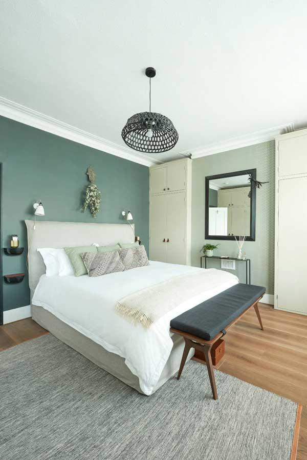 10+ thiết kế phòng ngủ đẹp màu xanh ĐẸP ẤN TƯỢNG 14