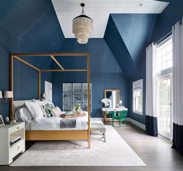 10+ thiết kế phòng ngủ đẹp màu xanh ĐẸP ẤN TƯỢNG 3