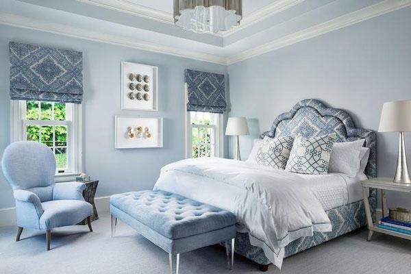 10+ thiết kế phòng ngủ đẹp màu xanh ĐẸP ẤN TƯỢNG 5
