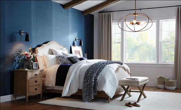 10+ thiết kế phòng ngủ đẹp màu xanh ĐẸP ẤN TƯỢNG 6