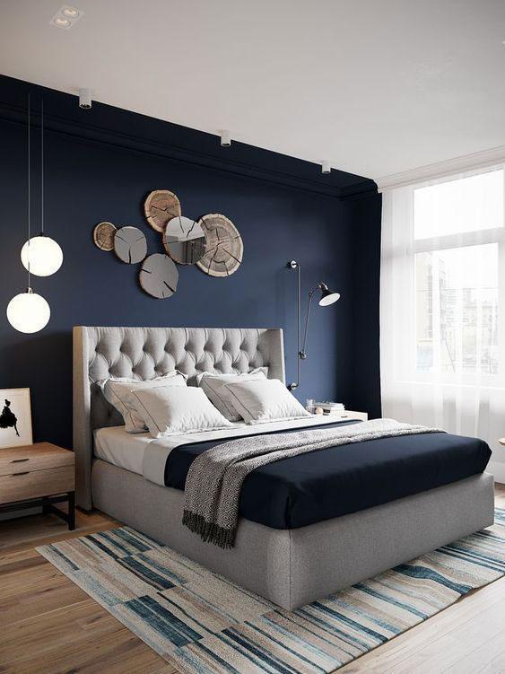 10+ thiết kế phòng ngủ đẹp màu xanh ĐẸP ẤN TƯỢNG 7
