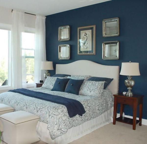 10+ thiết kế phòng ngủ đẹp màu xanh ĐẸP ẤN TƯỢNG 9