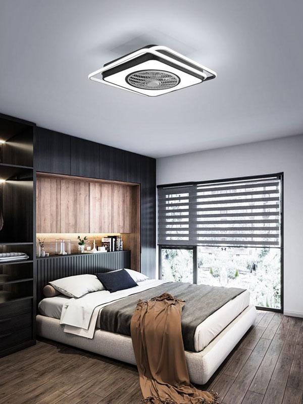 20++ mẫu đèn trang trí phòng ngủ đẹp - hottrend 2021 11
