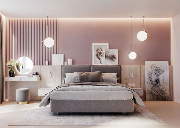 20++ mẫu đèn trang trí phòng ngủ đẹp - hottrend 2021 12