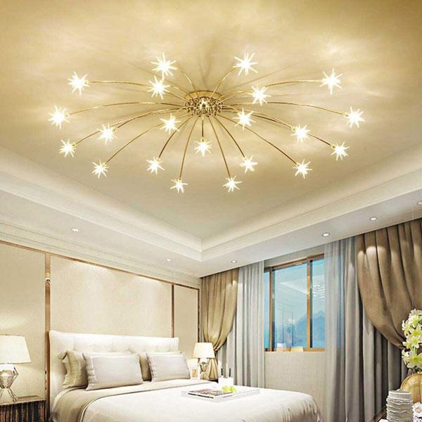 20++ mẫu đèn trang trí phòng ngủ đẹp - hottrend 2021 13