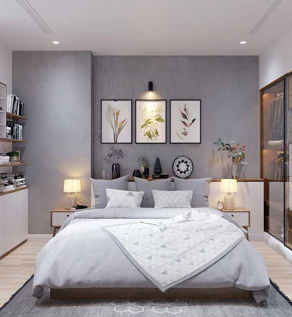 20++ mẫu đèn trang trí phòng ngủ đẹp - hottrend 2021 14