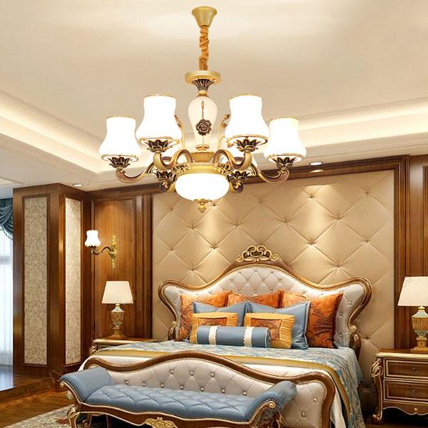 20++ mẫu đèn trang trí phòng ngủ đẹp - hottrend 2021 16
