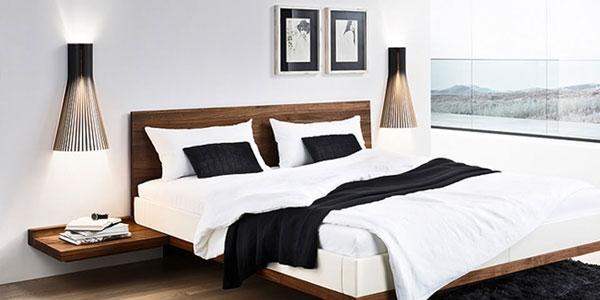 20++ mẫu đèn trang trí phòng ngủ đẹp - hottrend 2021 4